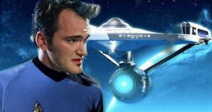 Quentin Tarantino on Star Trek