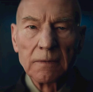 Star Trek: Picard teaser gives first official look at Patrick Stewart's return as Jean-Luc Picard