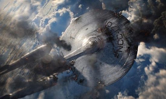 Movie Review Star Trek Into Darkness 2013