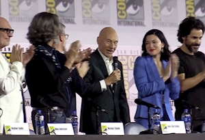 Everything We Learned from the STAR TREK: PICARD Comic-Con Panel + 5 New Photos