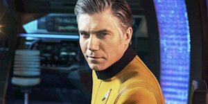 Star Trek is officially bringing back Captain Pike and Spock