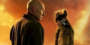 Star Trek: Picard's New Dog's Name Confirmed