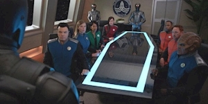 The Orville Movies Are a Possibility According to Seth MacFarlane