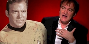 William Shatner Envisions Captain Kirk Running Wild in Quentin Tarantino's Star Trek