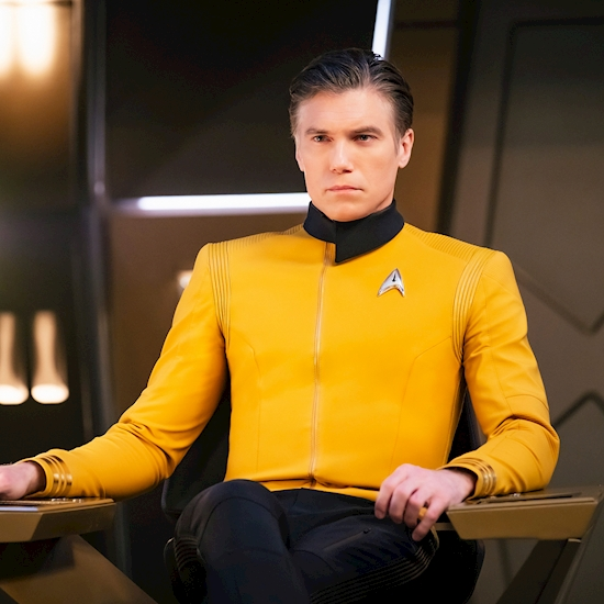 Star Trek: Discovery discusses Captain Pike/Spock spin-off possibility