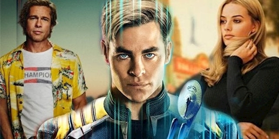 Star Trek: Brad Pitt, Margot Robbie Want in on Quentin Tarantino's Movie