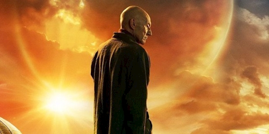 Star Trek: Picard Prequel Comic, Novel Announced