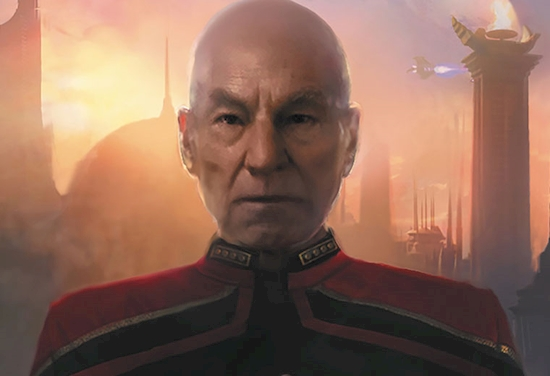 [REVIEW] Jean-Luc Picard Returns in STAR TREK: PICARD