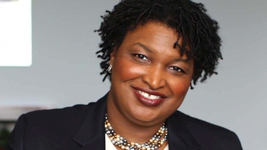 Stacey Abrams Producing CBS Drama Based on Her Novel