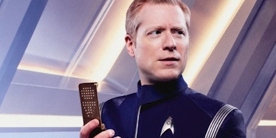 Star Trek: Discovery's Anthony Rapp is Engaged