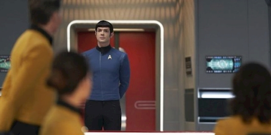 Star Trek: Ethan Peck Explains How Discovery Added New Depth to Spock