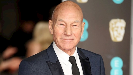 Patrick Stewart to be Honored at 2020 Makeup Artists and Hair Stylists Guild Awards