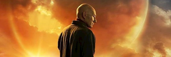 New Star Trek: Picard Trailer Heralds This Week's Series Premiere