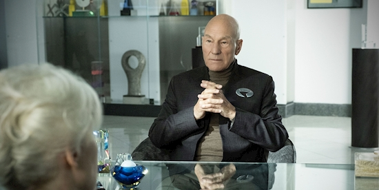 Patrick Stewart accepted Star Trek Picard role on two conditions