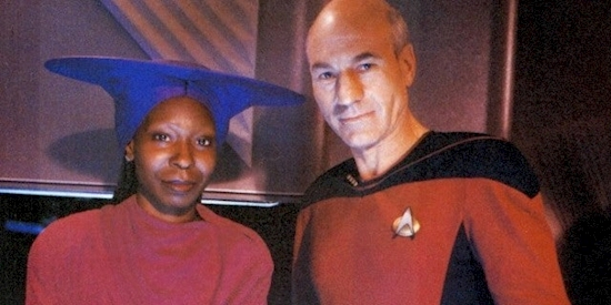 Star Trek: Patrick Stewart Officially Invites Whoopi Goldberg To Join Picard Season 2