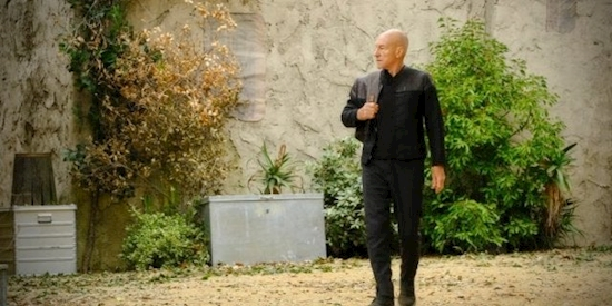 Star Trek: Picard Featurette Teases A More Complex World