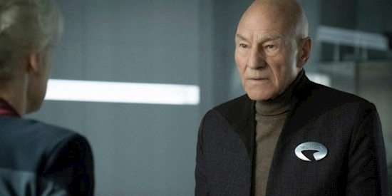 Star Trek: Picard Trailer Teases What's Still to Come in Season 1