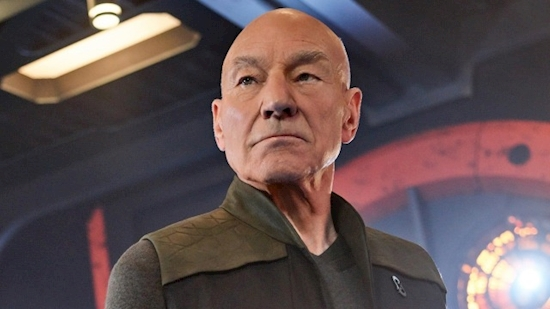 Patrick Stewart Shares Untold 'Star Trek' Stories