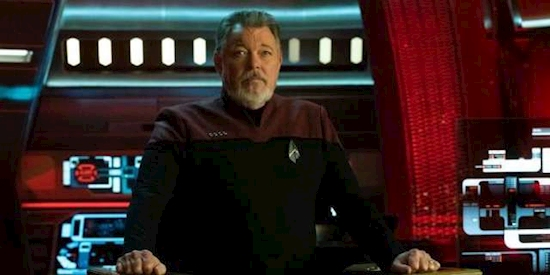Star Trek Picard: What is Will Riker's New Ship?