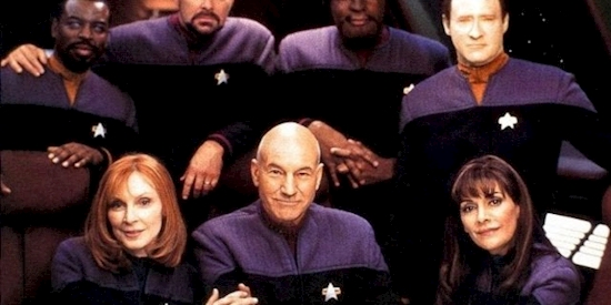 Star Trek: The Next Generation Cast Reunite For Quarantine Birthday Party