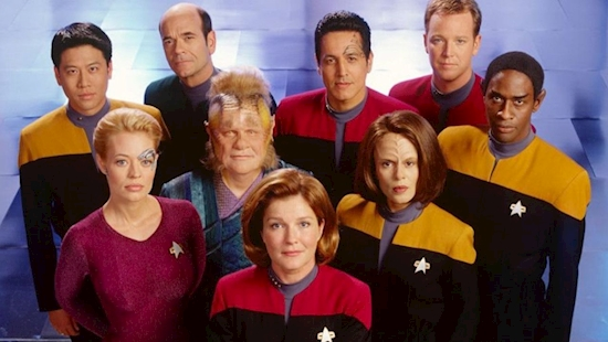 Star Trek: Voyager Reunion Announced