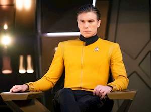 Star Trek: Captain Pike Explained, From TOS to Strange New Worlds