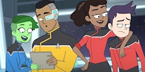 Star Trek: Lower Decks EP Says The Show Will Be Seriously Funny