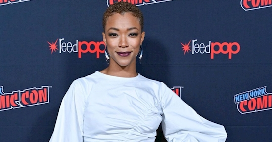 The Walking Dead, Star Trek Star Sonequa Martin-Green Welcomes Baby Girl