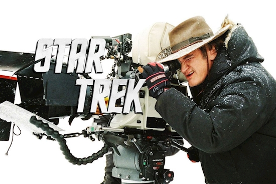 Quentin Tarantino Won't Direct His 20s Gangster-Set Star Trek Film, But It Could Still Happen!