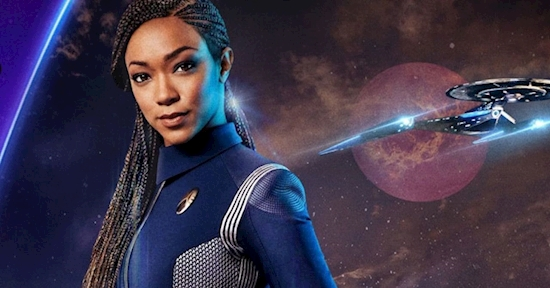 Star Trek: Discovery Season 3 Reveals New Starfleet Insignia