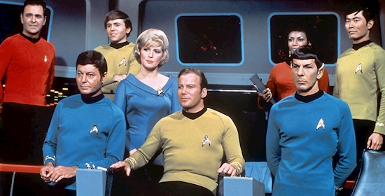 What Star Trek has taught us about diversity