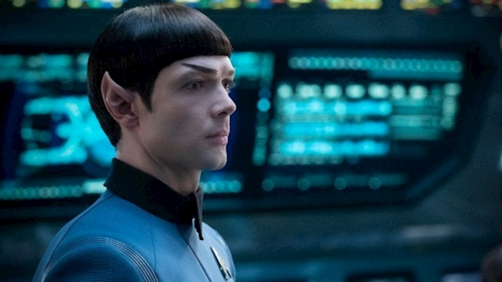 Star Trek: Ethan Peck Hints at Spock's Struggles in Strange New Worlds