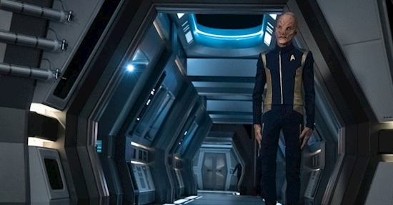 Star Trek: Discovery's Doug Jones Discusses This Week's Big Moment for Saru