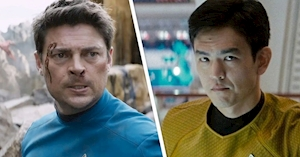 Star Trek Actors Karl Urban and John Cho Reunite in New Photo