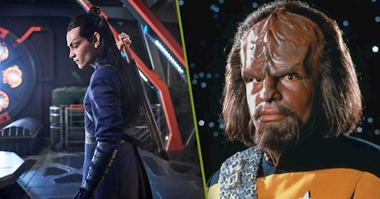 Star Trek: Picard Star Wants to Fight Worf
