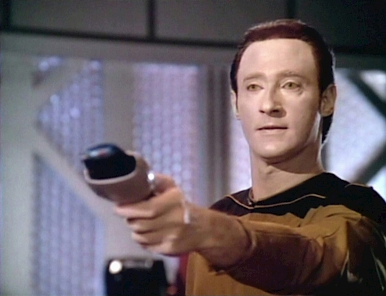 Throwback Thursday: Star Trek TNG's Elementary, Dear Data (S2, Ep 4)