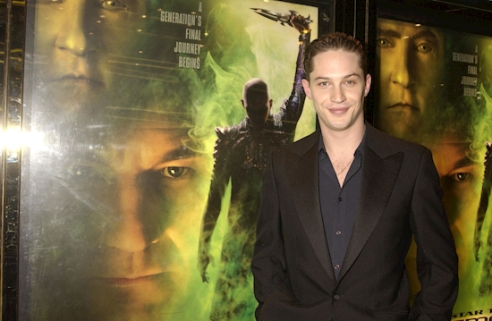 Tom Hardy makes too much sense as a young Jean-Luc Picard